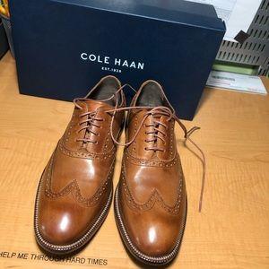Cole Haan Williams Wingtip size 6.5 men